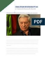 Mario Vargas Llosa Entrevista Paris