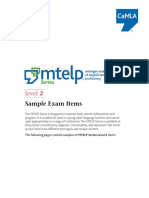 Mtelp Samples l2