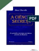 A Ciência Secreta I