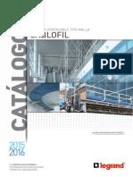 Catalogo Cablofil 2015 16