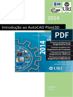 Introdução ao AutoCad Plant 3D