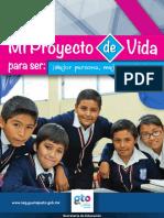 Proyecto de Vida 2014 Calidad