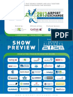 Qatar Airwaysapex 2013 Show Preview