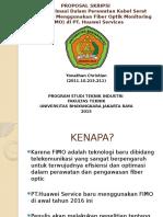 Proposal Skripsi TOTAL PRODUCTIVE MAINTENANCE