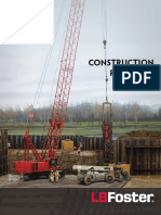 Construction Mini Catalog