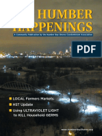 Humber Happenings Volume 16 (Spring 2010)