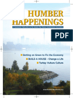 Humber Happenings Volume 14 (Autumn 2009)