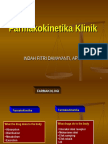 Indah-FARMAKOKINETIK KLINIK