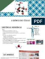 A Química Das Células