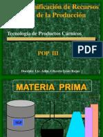 S 8. POP 3. Planificacion de Recursos de Produccion