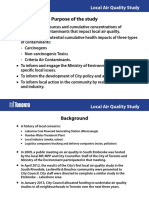 Local Air Quality Studies, Etobicoke (2013!02!28)