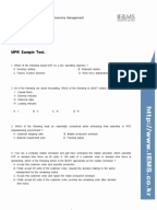 APICS CPIM study notes SMR module | Inventory | Supply ...