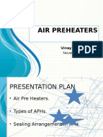 Air Preheaters
