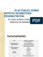artritis reumatoide 2016