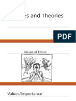 Values and Theories