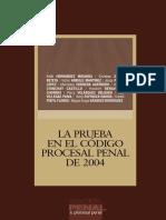 La Prueba en El CPP 2004