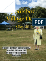 Poulshot Village News - May 2016