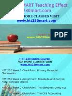 HTT 230 MART Teaching Effectiverly/htt230mart.com