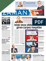 Zaman Gazetesi 01.05.2010