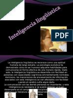 inteligencia linguistica