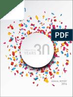 CSEM Annual Report 2014