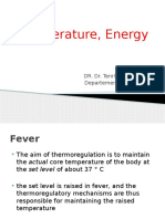 Pato Fisiologi Kuliah 4 Temperature