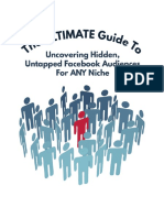 Ultimate Guide to Hidden Facebook Audiences