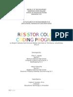 Resistor Color Coding Manual