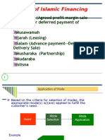 Islamic Finance Products & Regulatory Framework for Islamic Banking in Pakistan 20-07-2014