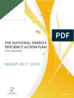 Plans Neeap Lebanon 2011 en[1]