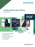 4 Way Reversing Valves