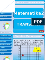 Transformasi (Translasi)
