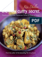 The New Curry Secret by  Kris Dhillon