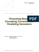 DPNL WP001 A1 Preventing Neutral Circulating Current When Paralleling Generators