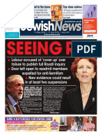 19 May 2016, Jewish News, Issue 951
