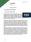 3rd Cycle PCARI RFP Guidelines 2016.1