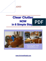 Clear Clutter Now
