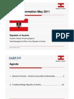 Anhang2 Juni2011 -Republic of Austria Investor Information