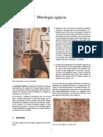 Mitología egipcia