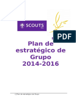Proyecto Plan Inclusivo Scout