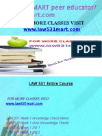 LAW 531 MART Peer Educator-law531mart.com