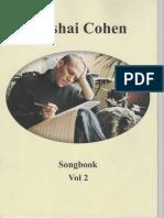 Avishai Cohen Songbook Vol 2