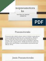 Hemopneumotoraks ppt