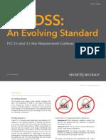 PCI DSS Standard