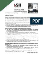 Squatting Statistics 2015
