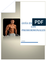 Guia Esencial de Los Prohormonales
