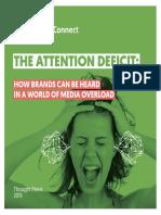 Ipsos Connect Attention Deficit