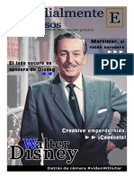 Walt Disney Magazine - Publisher students