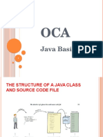The Structure of Java Class and Java Source File