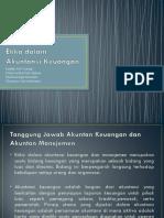 16 Essa CD Etika Akuntansi Keuangan Kelompok 5